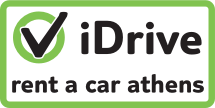 iDrive rent a car Athens, car hire in Athens the easy way